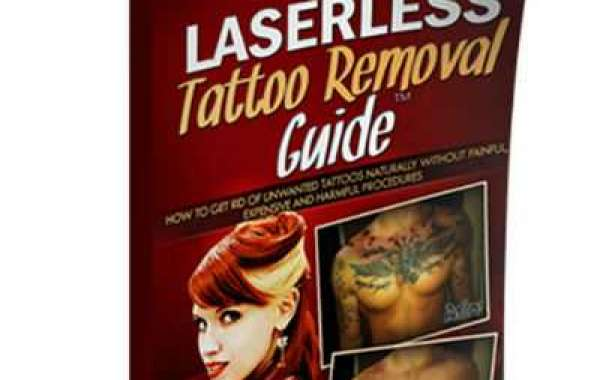 The Laserless Tattoo Removal Guide (TM) + 6 Bonuses FREE!