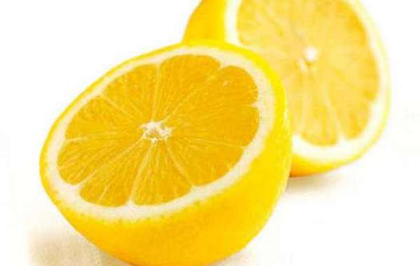 Healthy Food: Lemons
