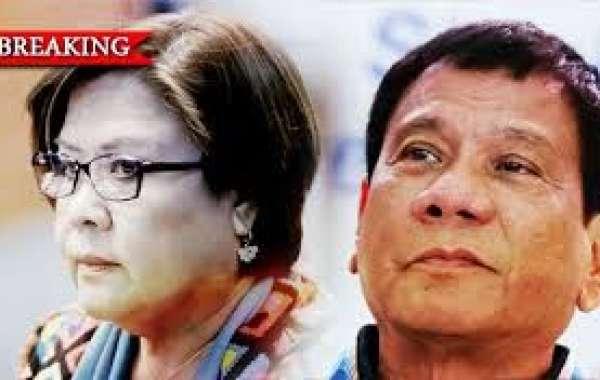 Duterte's hugot line: Pangit si Leila de Lima