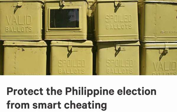 Protect the Philippine election from smart cheating