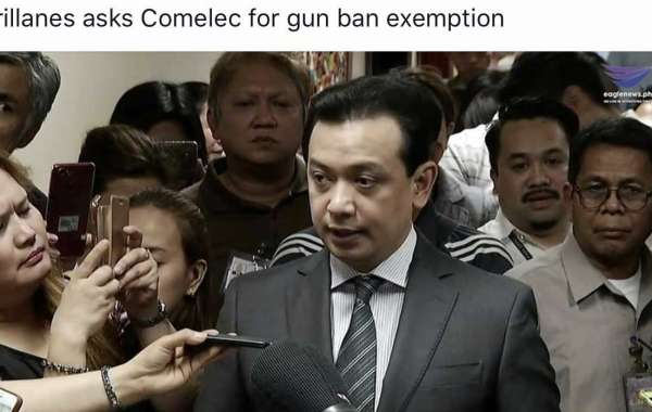 "Trillanes asks Comelec for gun ban exemption, But Palace dismisses senator's fears for his life as a ""figment of his ima"