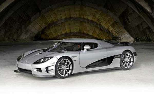 Amazing designs car and The top 1 the most expensive cars in the world. Koenigsegg CCXR Trevita ($4.8M)