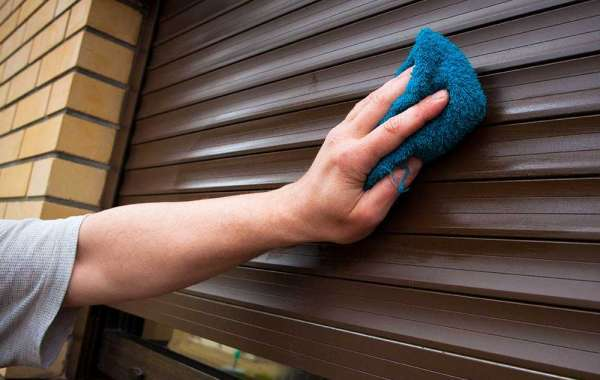 How to Properly Clean and Maintain the Roller Shutter