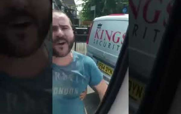 Mad Minicab Driver