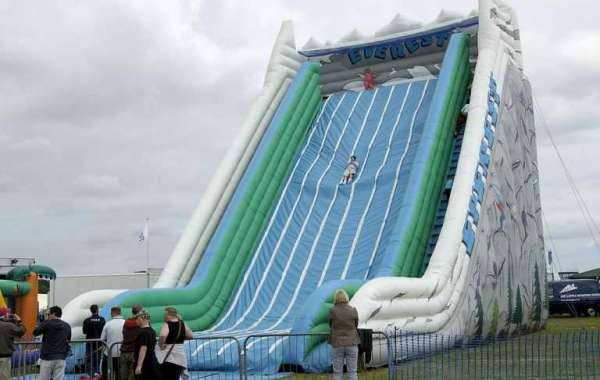 Who say slide for only children, this amazing slide will make you think back