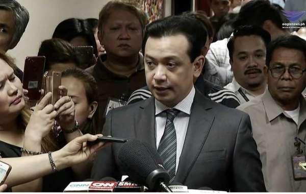 """President Duterte to Trillanes: """"Binaboy mo ang Senado"""""""