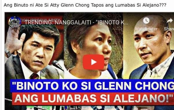 Ang Binuto ni Ate Si Atty Glenn Chong (smartmatic talaga)