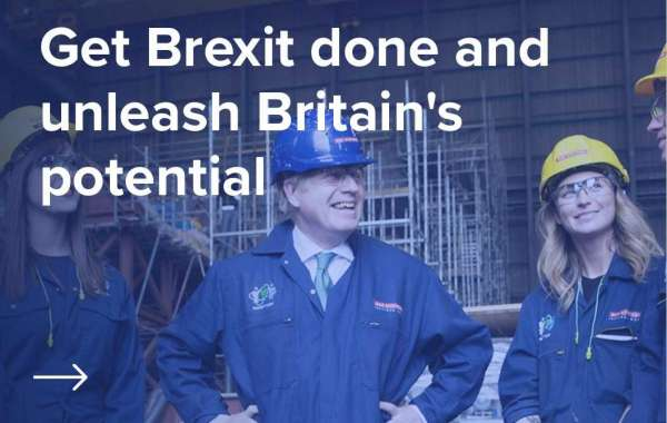 Get Brexit done and unleash Britain's potential