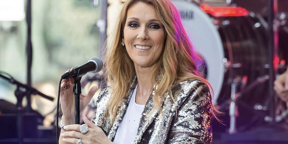 Celine Dion STUNS fans with rare photo of twin sons Eddy and Nelson