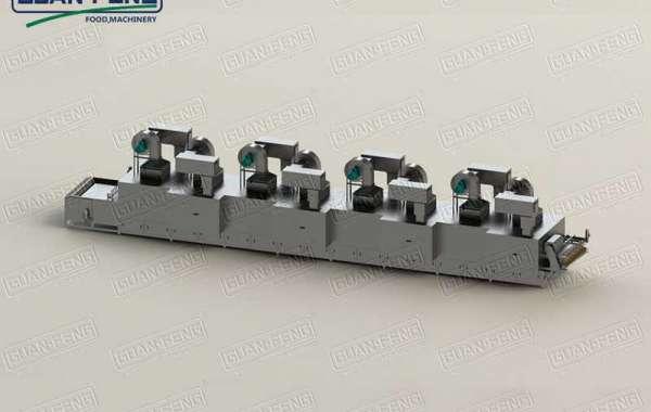 Dry Pump Control Process of Freeze Dry Machine