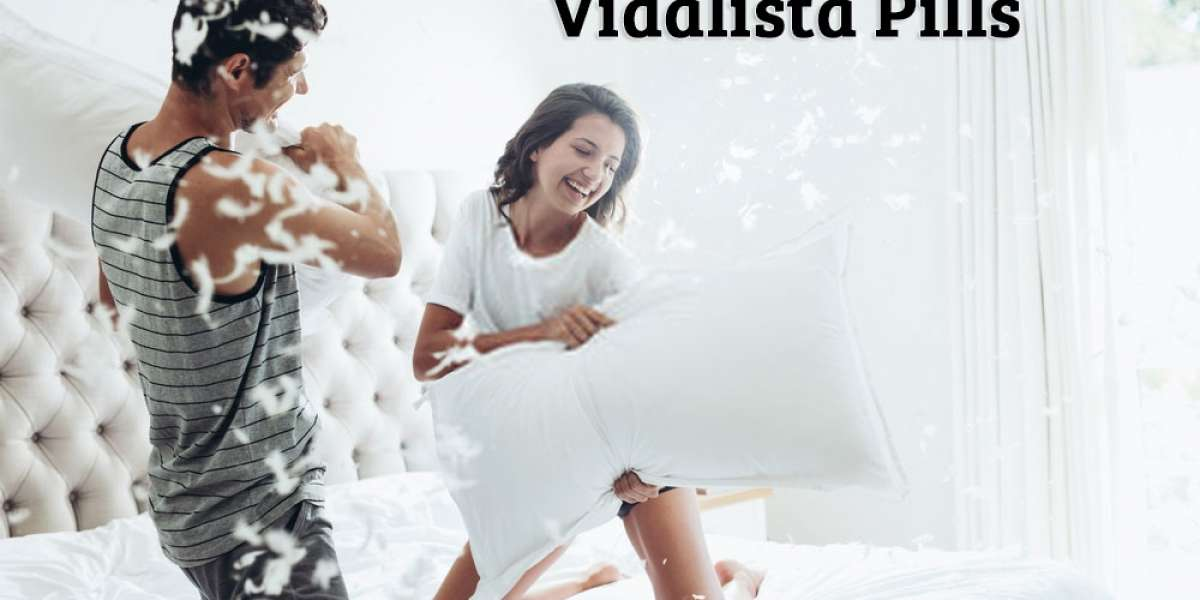Eliminate ED Problems with Popular Vidalista Pills
