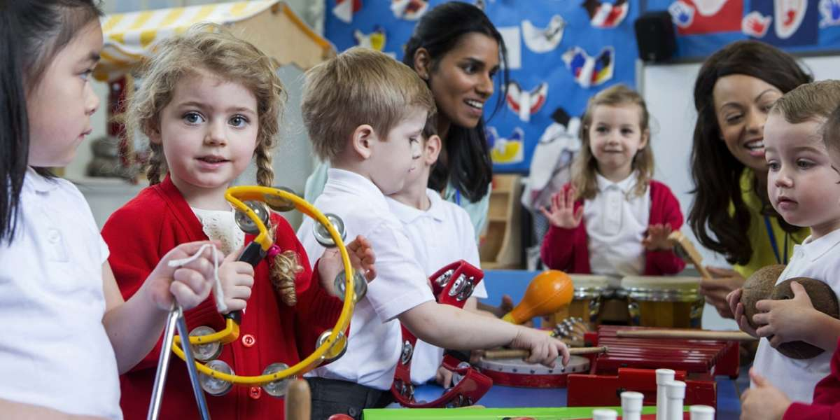 Childcare Services: Essential for Kid's Development