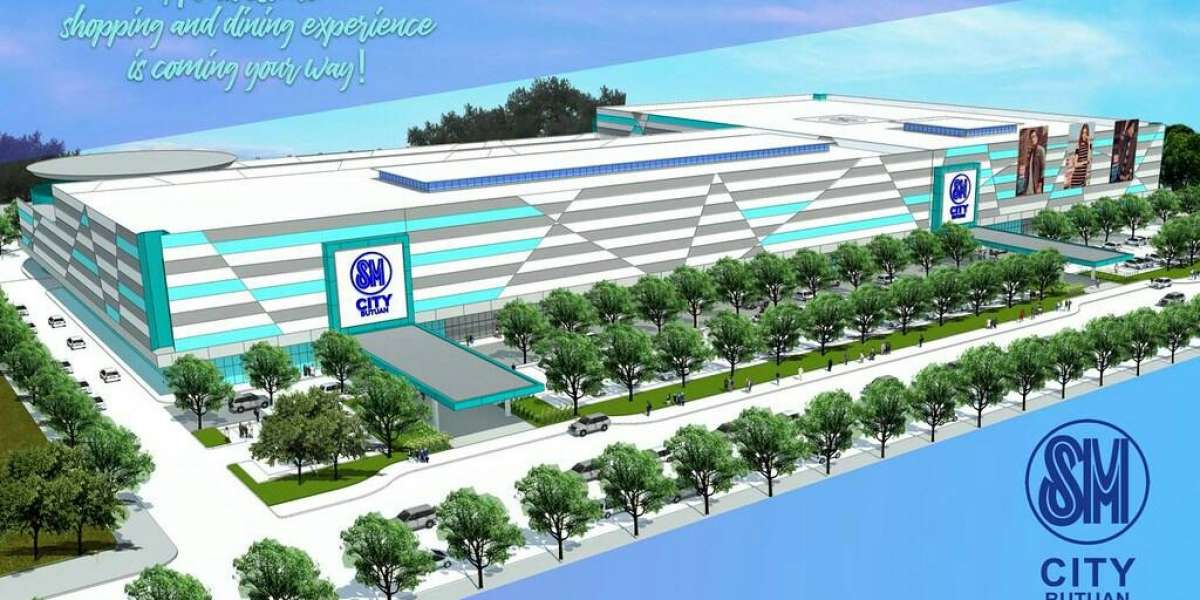 Caraga's first SM mall rising in Butuan (Grand Opening on April 17, 2020