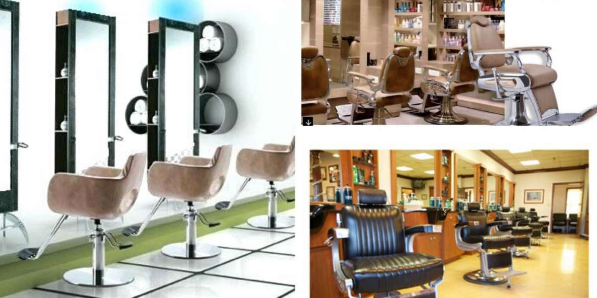 Cleaning Your Salon or Barber Chair