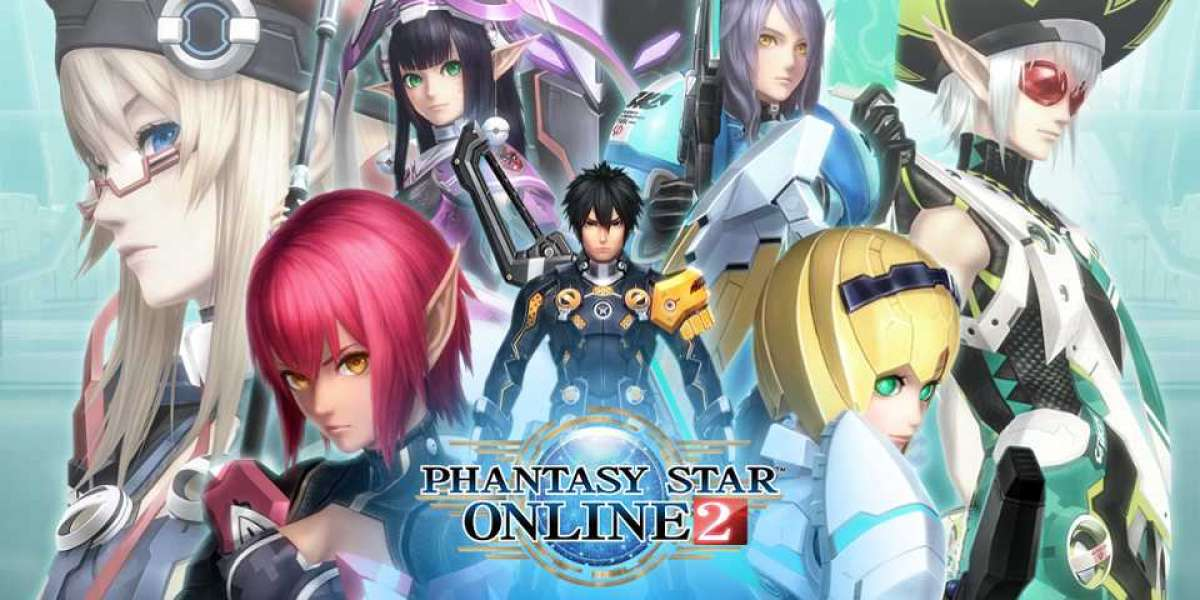 The PC launch of PSO2 is an absolute mess right now