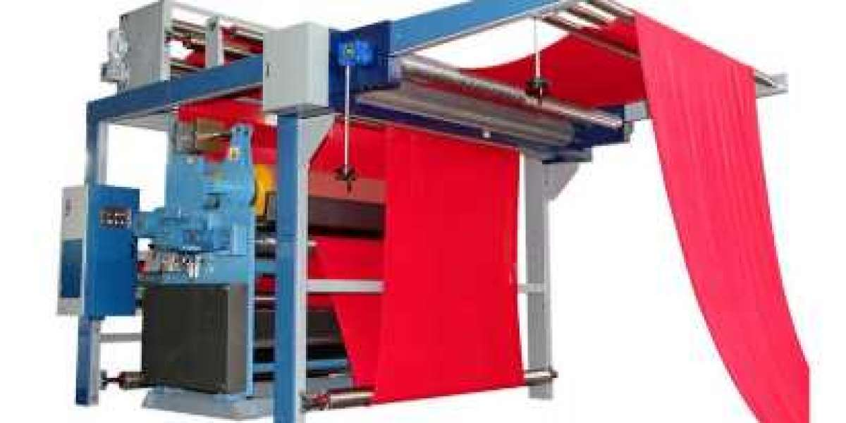 Check The Accuracy Of The Hot Air Stenter Machine