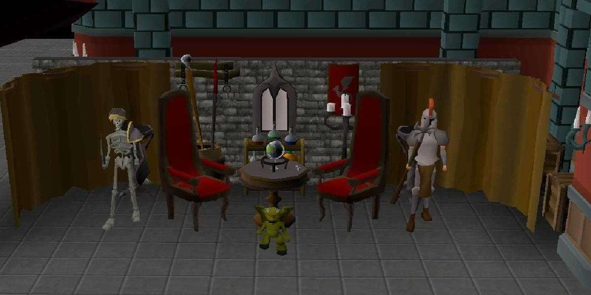 Old School RuneScape won the vampire city, Darkmeyer