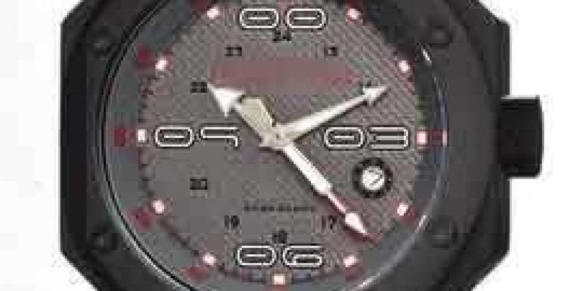 Nice Cheap Custom Black Watch Dial