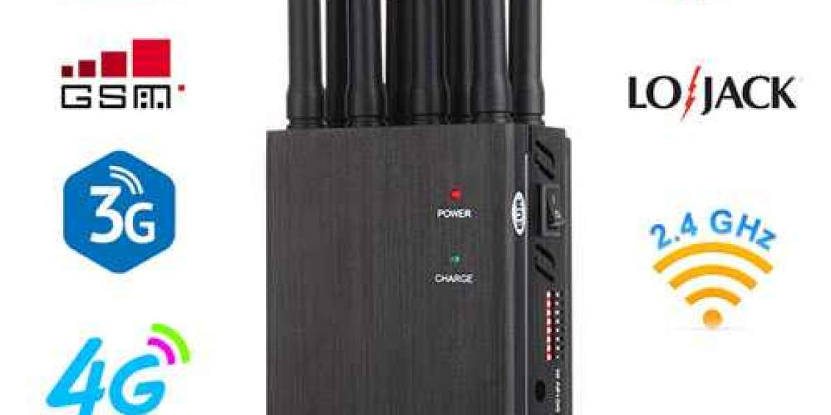 WIFI Bluetooth jammer and High power jammer