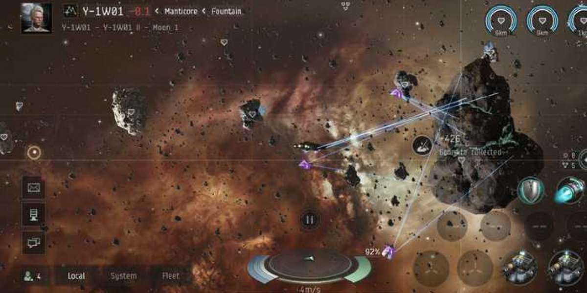 Eve Online has launched a very good project