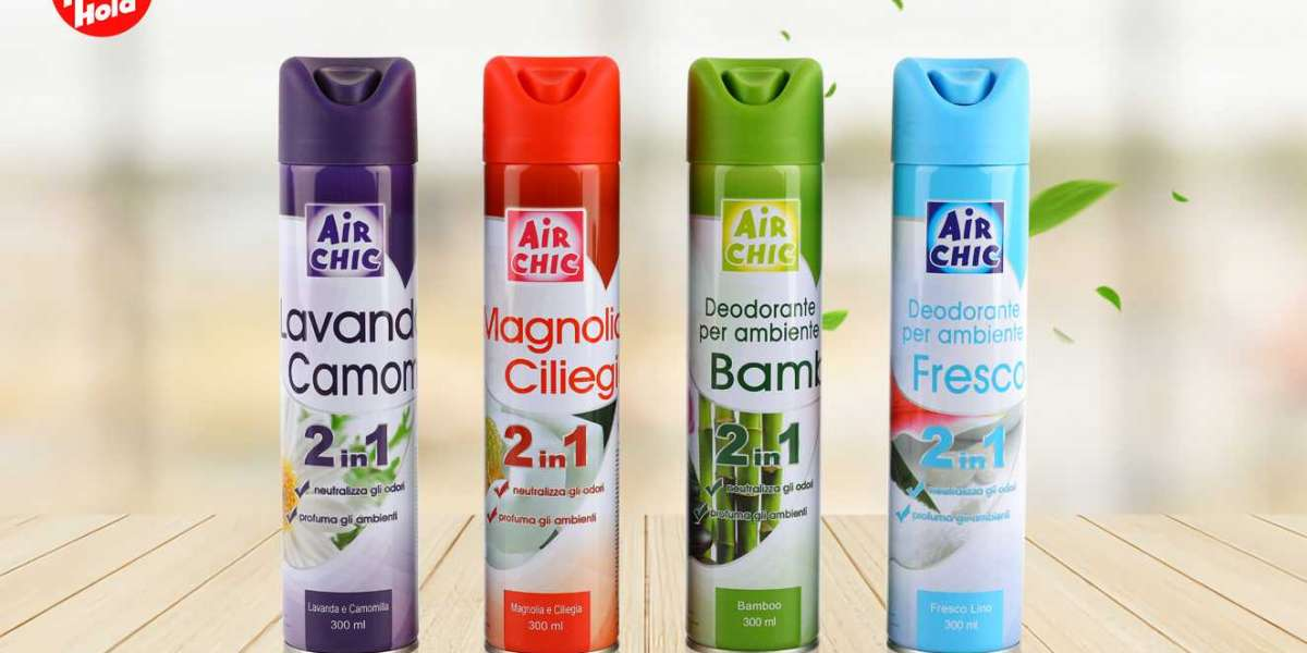 There Are also many Types of Air Fresheners