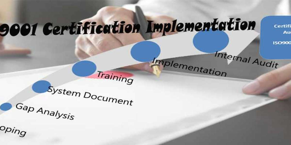 Do you really need a consultant for implementation of ISO 9001?