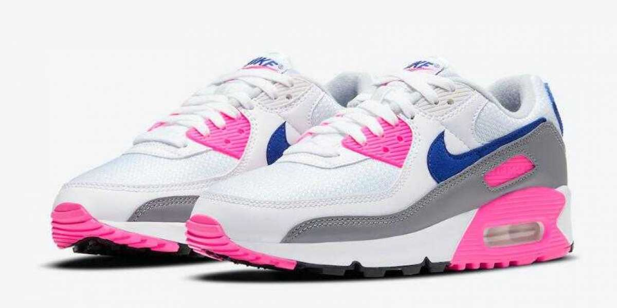 Nike Air Max 90 WMNS Concord to Release on October 8, 2020