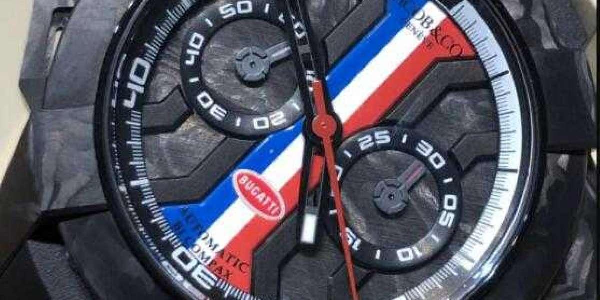 Jacob & Co Twin Turbo Furious Bugatti 300 TT210.29.AB.AB.ABVEA Replica watch