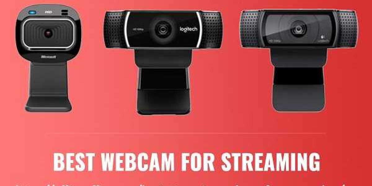 Best Streaming Webcam for Mac and PC