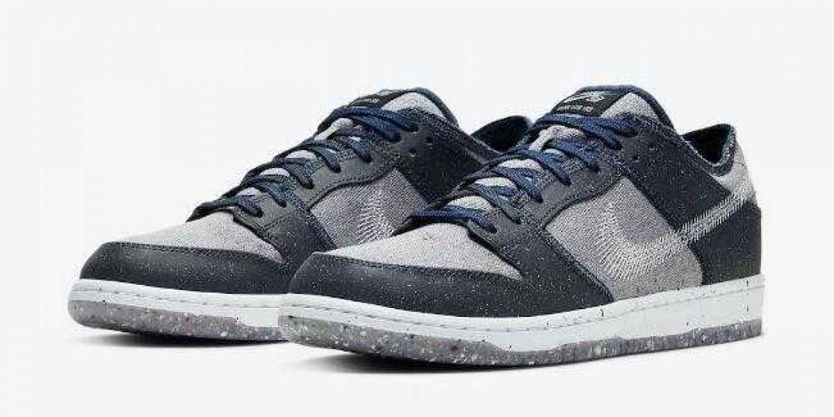2020 Nike SB Dunk Low Crater Coming On the Way