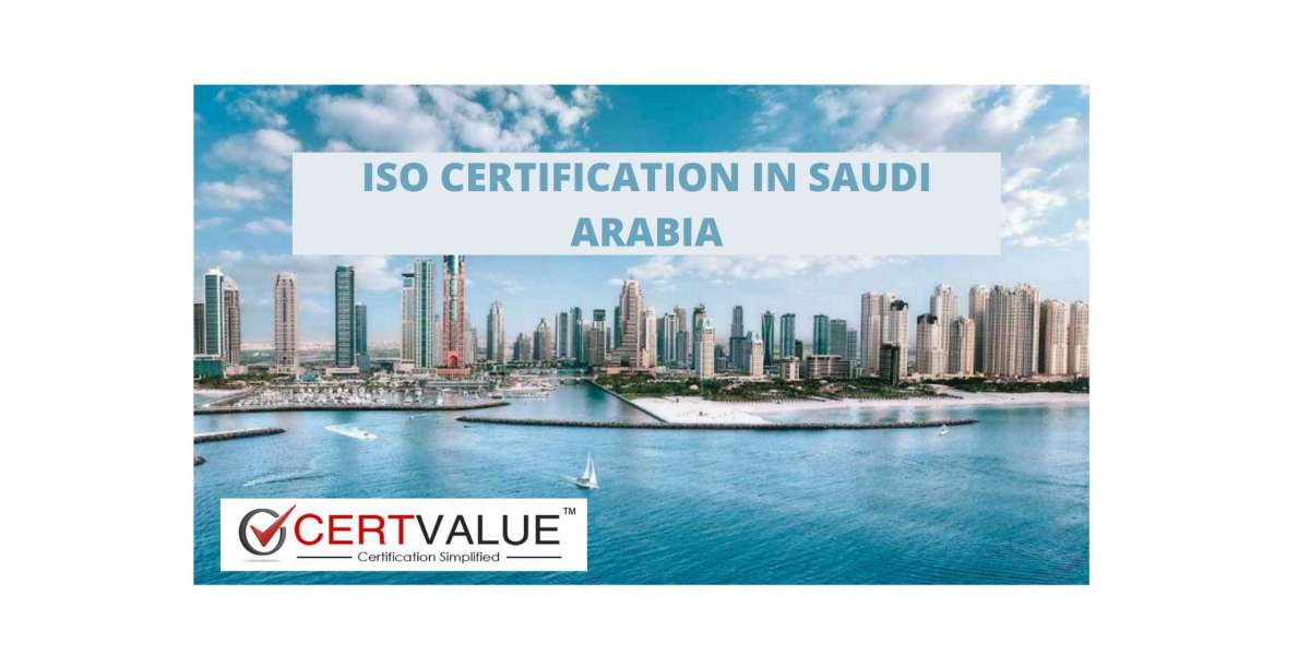 Does ISO Certification in Saudi Arabia help CCPA compliance?