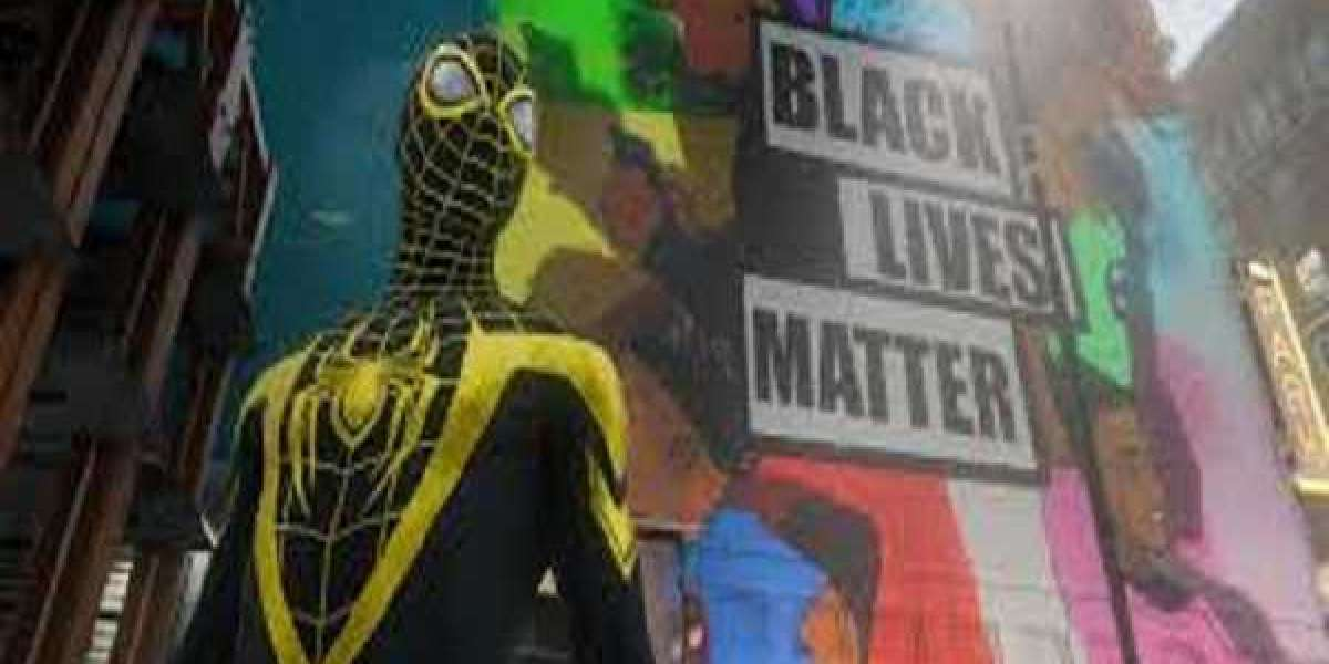 How to Find the Black Lives Matter Mural in Spider-Man: Miles Morales