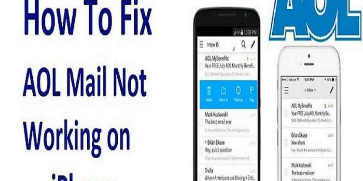 Why can't I access my AOL Mail Inbox on iPhone?