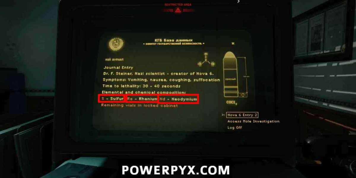 How to Find the Poison Cabinet Code for Call of Duty: Black Ops Cold War