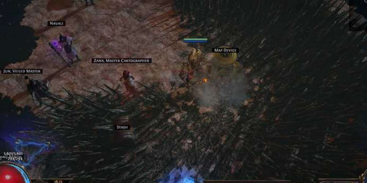 Path of Exile 3.12.5 patch released this week