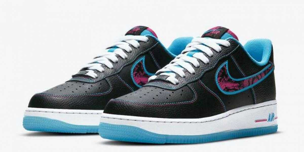 Nike Air Force 1 Low Miami Nights Will Debut Before 2021