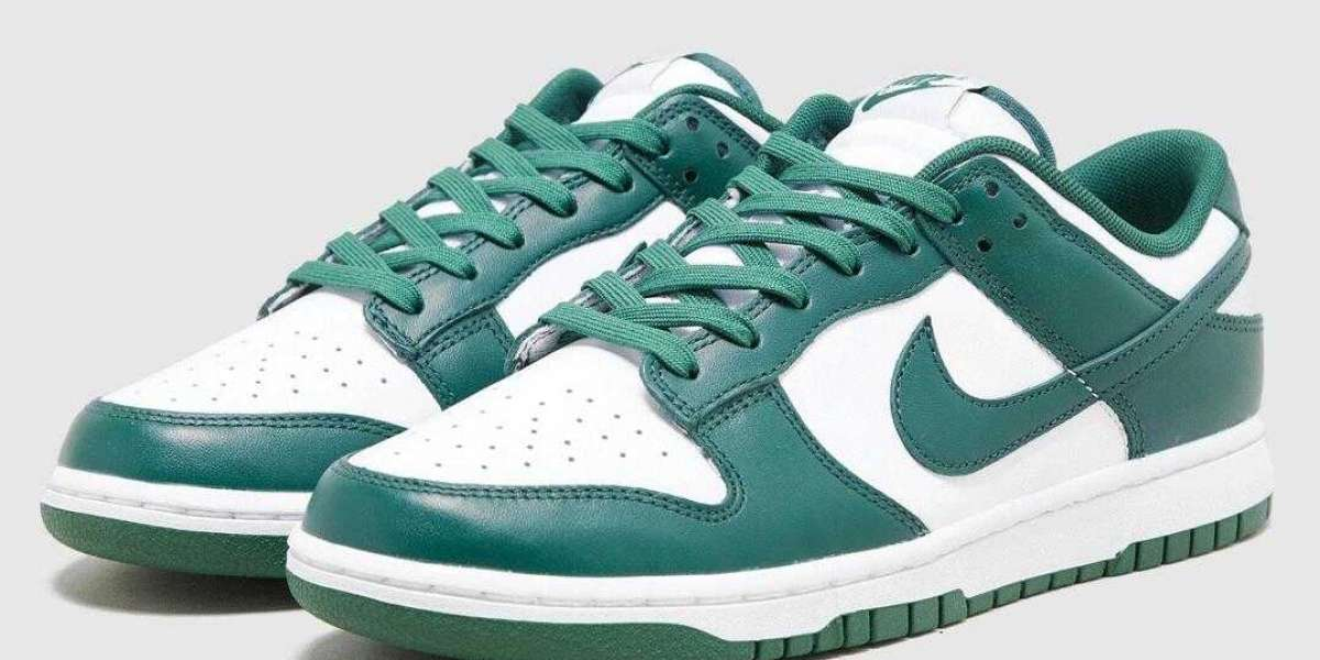 2021 Newly Nike Dunk Low Team Green to Release In Adult Sizes