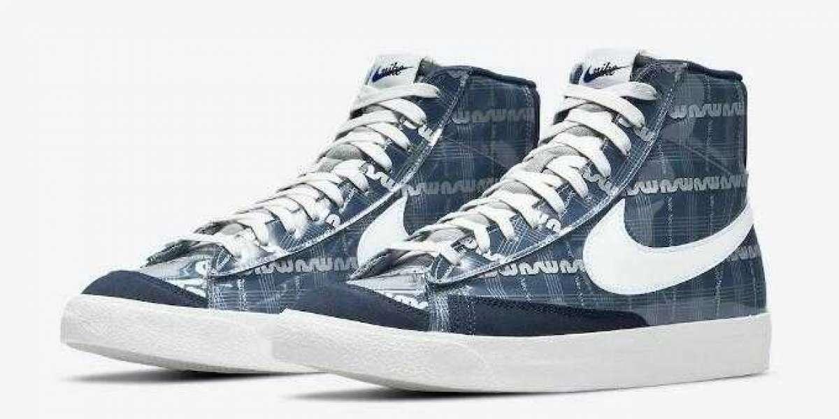 Stylish Nike Blazer Mid Releasing With NSW Branding