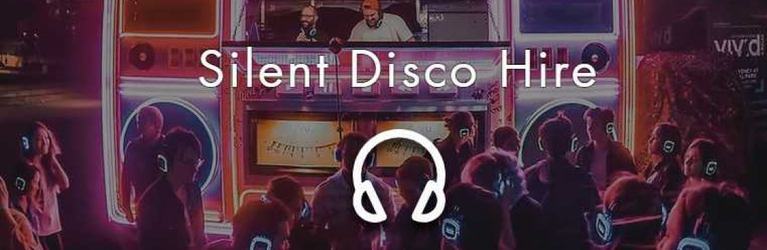Silent Disco 4 Hire Cover Image
