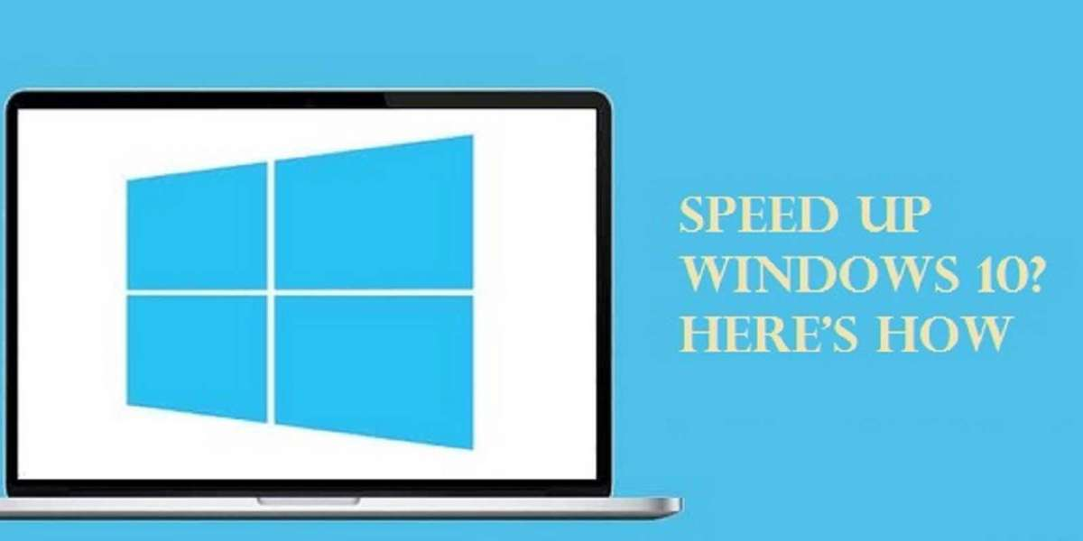How to Speed up Windows 10? Here's How