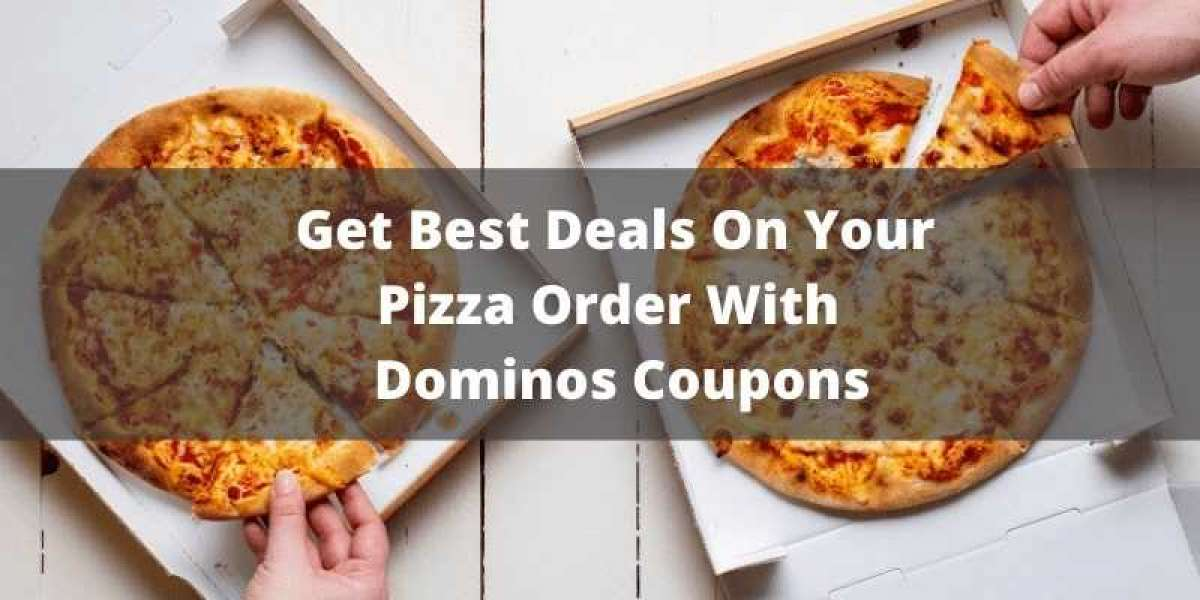 SET THAT PIZZA TABLE YOU ALWAYS WANTED WITH DOMINOS COUPON