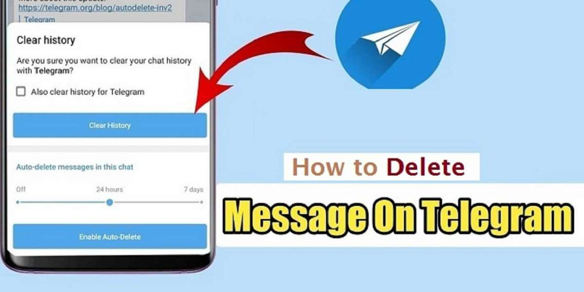 How to Auto-Delete Messages on Telegram