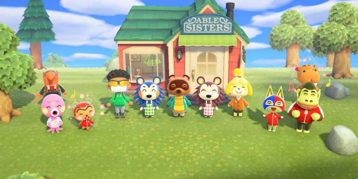 Animal Crossing New Horizons and want some thing to cuddle