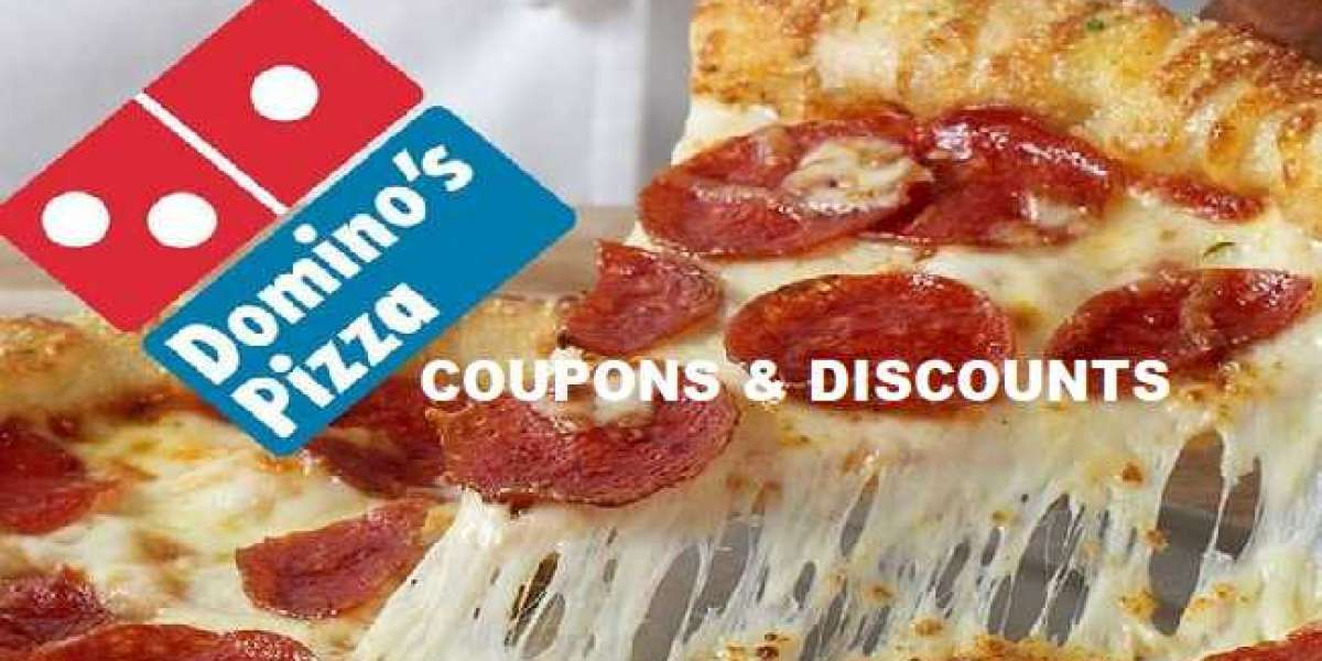 DOMINOS COUPONS ARE A PERFECT WAY TO SHOW TRUST IN THE CRUST