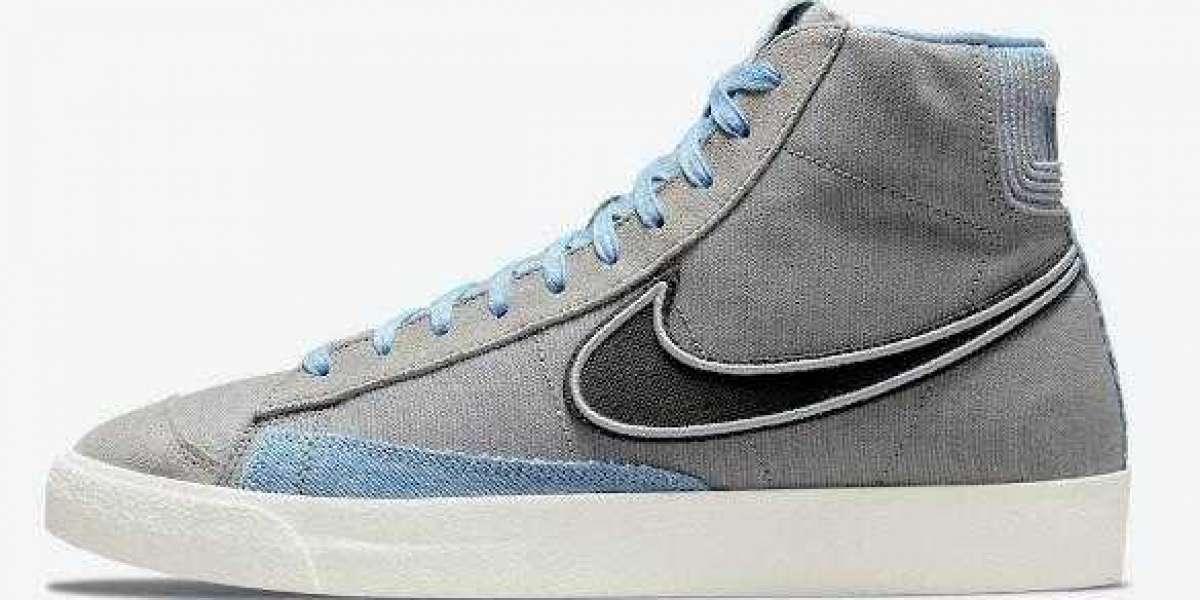 "Nike Blazer Mid ""Denim"" DJ4648-073 Coming On the Way"