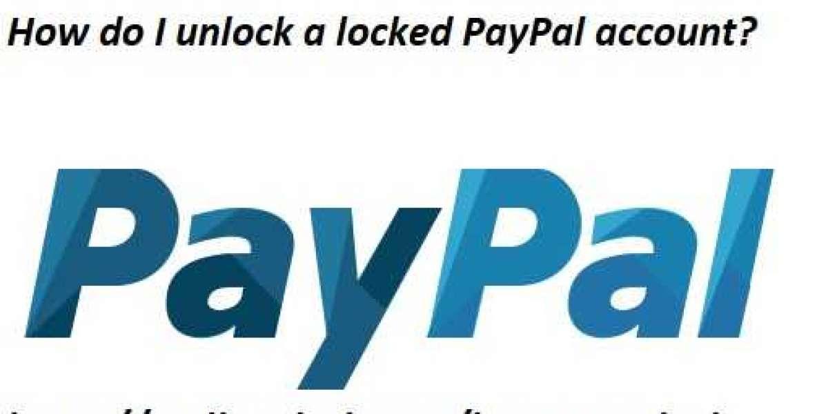 How do I unlock a locked PayPal account?