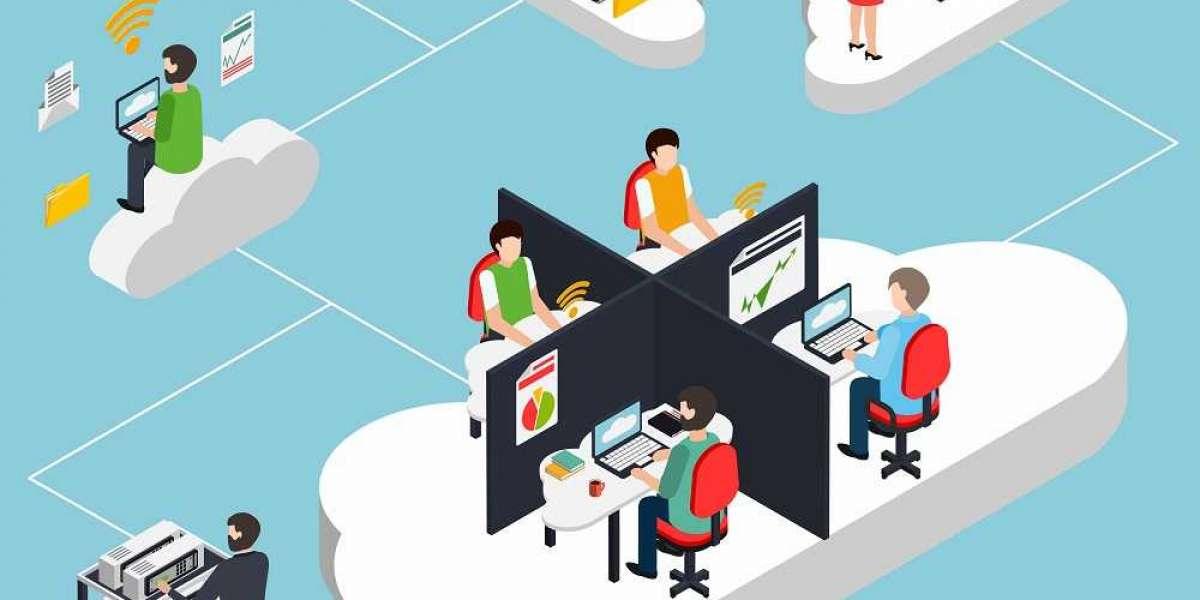 Determining How Cloud Computing Boosting Remote Working