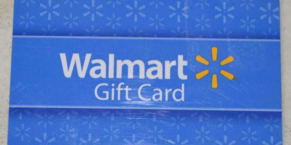 How to check Walmart Gift card balance?