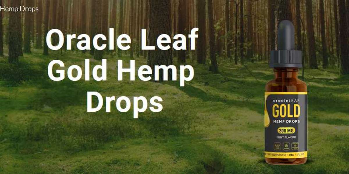 Oracle Leaf Gold Hemp Drops: [Shocking Results] Ingredients, Pain Relief   Price, Light Or Work?