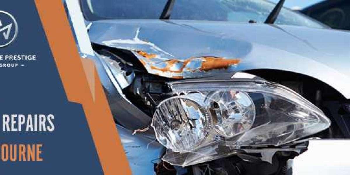 Crash Repairs Melbourne